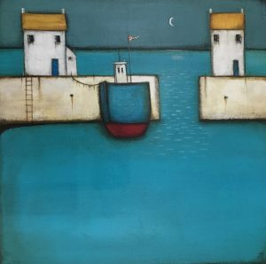 Harbour Way 40 x 40cm £495